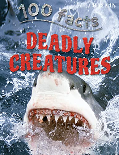 100 Facts - Deadly Creatures: Camilla De La