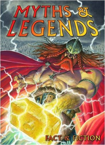 9781848101180: Myths and Legends (1000 Things You Should Know)