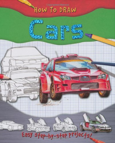 9781848101463: How to Draw Cars