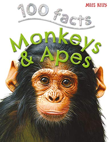 9781848102347: Monkeys & Apes (100 Facts)