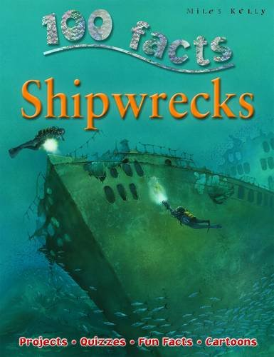 Shipwrecks (100 Facts): Macdonald, Fiona