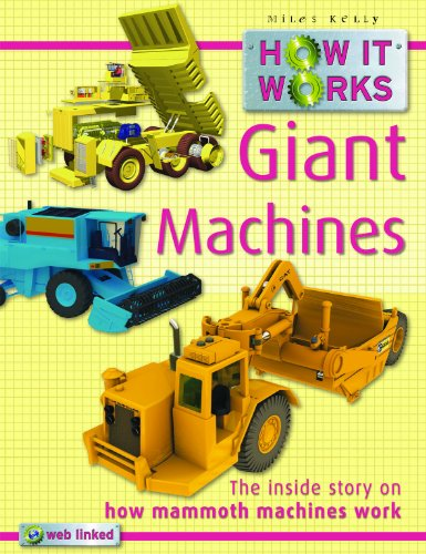 9781848102842: How it Works Giant Machines