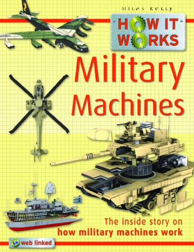 9781848102859: How it Works Military Machines