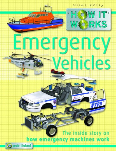 9781848102873: How it Works Emergency Vehicles