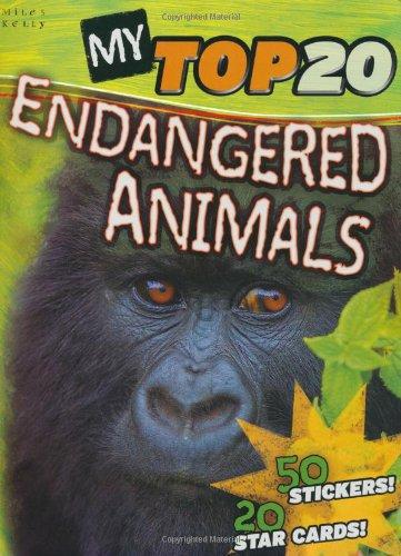 9781848102965: My Top 20 Endangered Animals