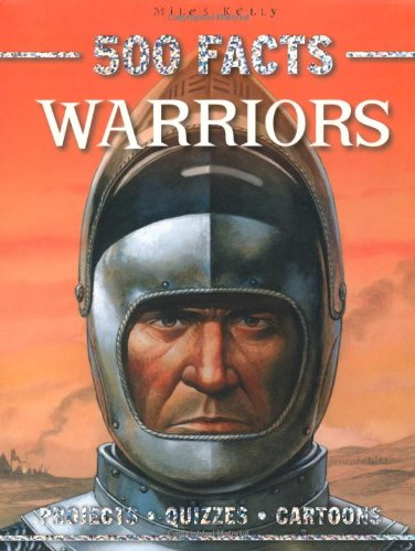 9781848103108: Warriors (500 Facts)