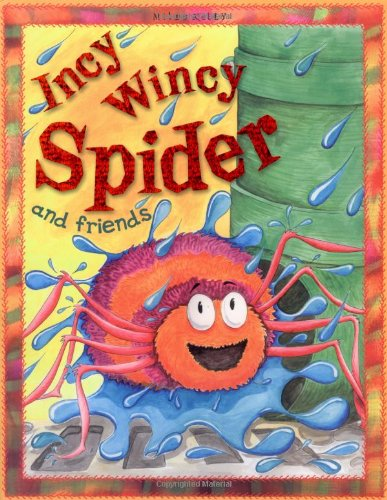 9781848104136: Incy Wincy Spider And Friends