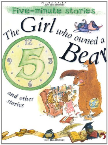 9781848104396: Girl Who Owned a Bear and Other Stories