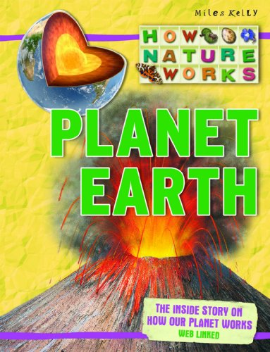 9781848104716: Planet Earth (How Nature Works)