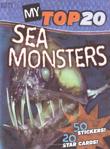My Top 20 Sea Monsters: Parker, Steve