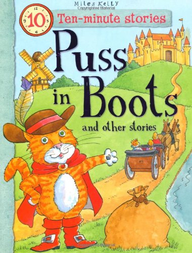 Puss in Boots and Other Stories (10 Minute Children's Stories) (1848105037) by Gallagher, Belinda