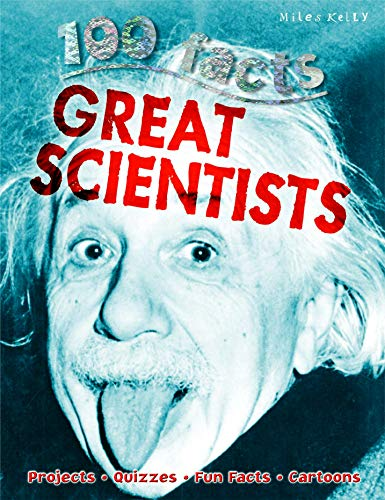 9781848105331: 100 Facts Great Scientists