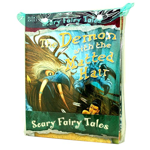 Scary Fairy Tales 10 Packs (Paperback)