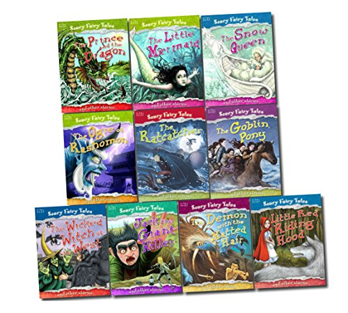 9781848105348: Scary Fairy Tales 10 Packs (Scary Fairy Stories)
