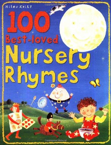 9781848105386: 100 Best-Loved Nursery Rhymes.