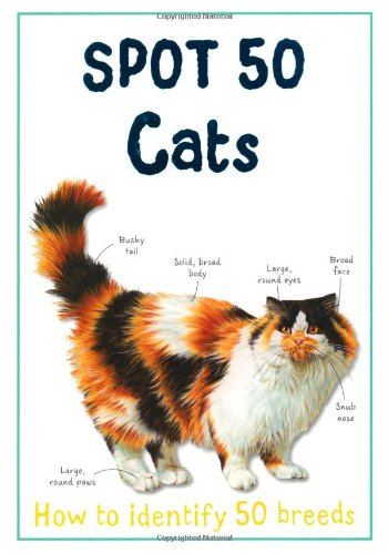 Spot 50 Cats (Large Spot 50 Series) (1848105983) by Gallagher, Belinda