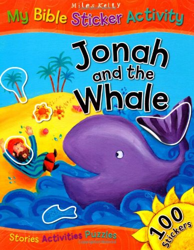 9781848106505: Jonah and the Whale (My Bible Sticker Activity)