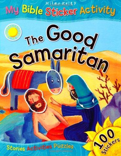 9781848106536: The Good Samaritan (My Bible Sticker Activity)