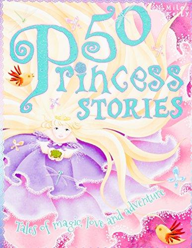 50 Princess Stories (Paperback): Belinda Gallagher