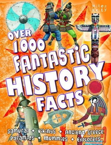 9781848106611: Over 1000 Fantastic History Facts