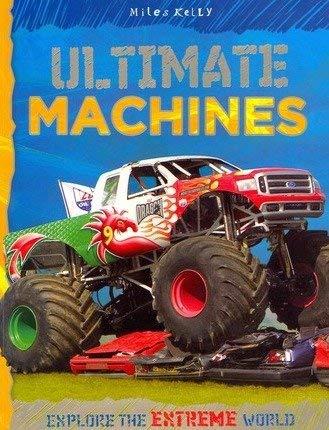 9781848106963: Eyw Extreme Ultimate Machines