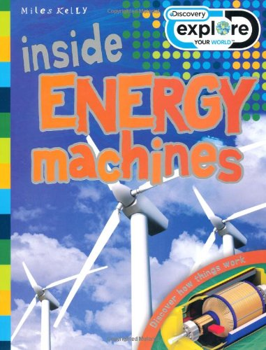 9781848108349: Inside Energy Machines