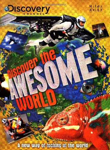 9781848108554: Discover the Awesome World