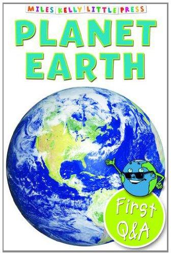 9781848108950: First Q & A - Planet Earth