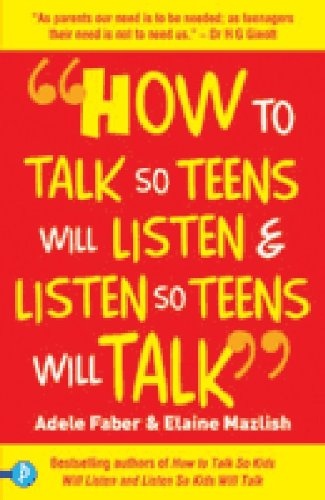 9781848120488: How to Talk so Teens will Listen & Listen so Teens (Red)