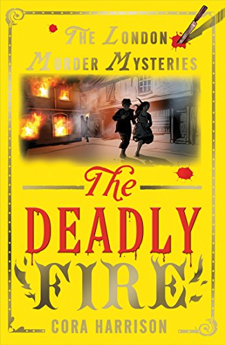 9781848120822: The Deadly Fire (The London Murder Mysteries)
