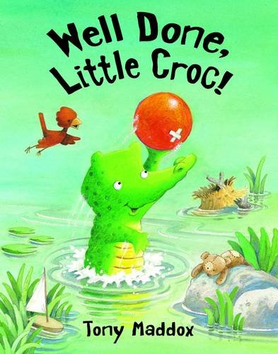 9781848120907: Well Done, Little Croc!