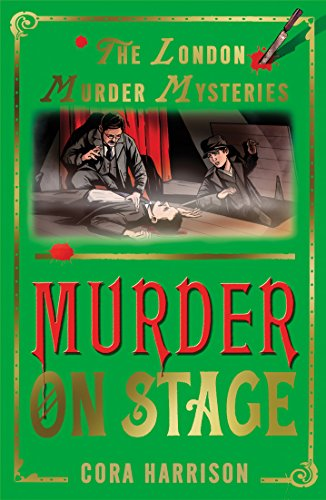 9781848121119: Murder on Stage (The London Murder Mysteries)