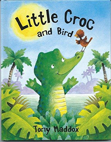 9781848121195: Little croc and bird