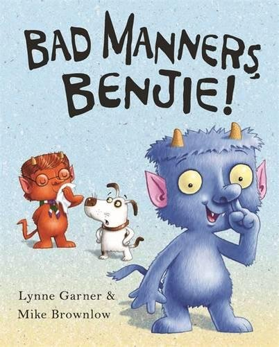 9781848122345: Bad Manners, Benjie