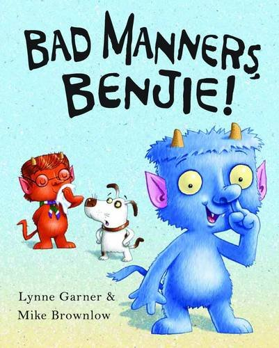 9781848122352: Bad Manners, Benjie