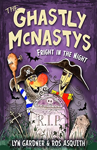 9781848123922: Fright in the Night (The Ghastly McNastys)