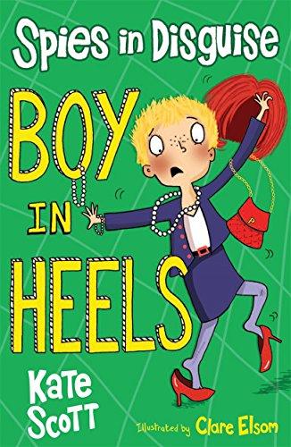 9781848124172: Boy in Heels (Spies in Disguise)