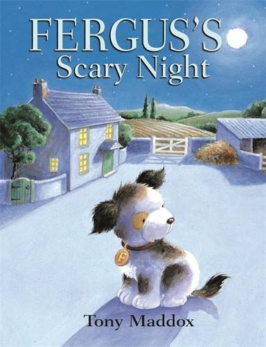 9781848125056: Fergus's Scary Night