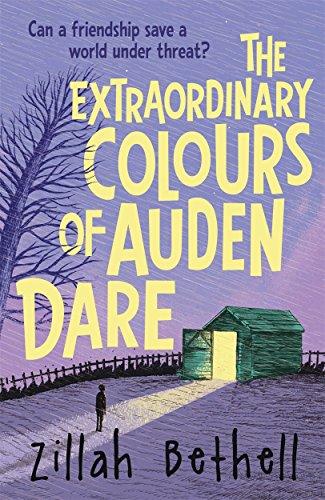 9781848126084: The Extraordinary Colours of Auden Dare