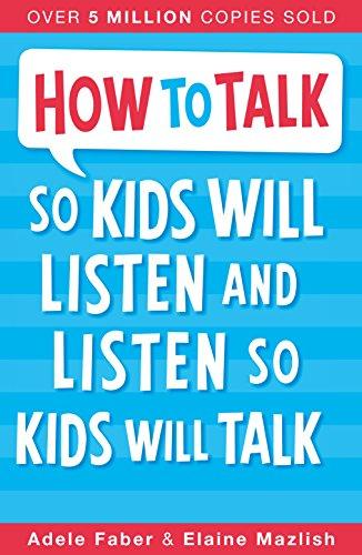 9781848126329: How to Talk So Kids Will Listen and Listen So Kids Will Talk