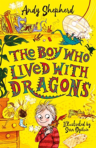 9781848126800: The boy who lived with dragons