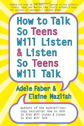 9781848127425: HOW TO TALK SO TEENS WILL LISTEN AND LISTEN SO TEEN WILL TALK