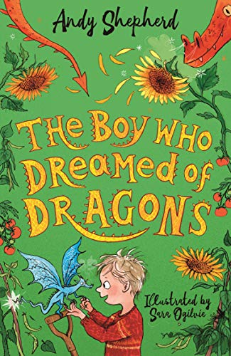 9781848129252: The Boy Who Dreamed of Dragons (The Boy Who Grew Dragons 4)