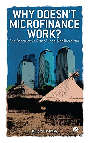 9781848133310: Why Doesn't Microfinance Work?: The Destructive Rise of Local Neoliberalism (The New Economics)