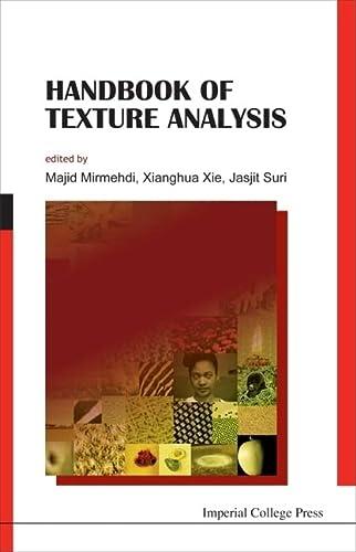 9781848161153: HANDBOOK OF TEXTURE ANALYSIS