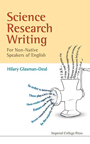 9781848163096: Science Research Writing for Non-Native Speakers of English: A Guide for Non-Native Speakers of English