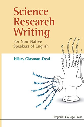 9781848163102: Science Research Writing for Non-Native Speakers of English: A Guide for Non-Native Speakers of English
