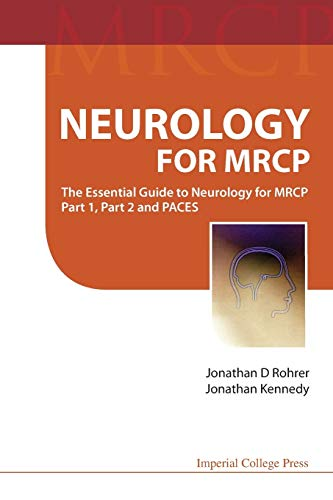 9781848164628: Neurology For Mrcp: The Essential Guide To Neurology For Mrcp Part 1, Part 2 And Paces