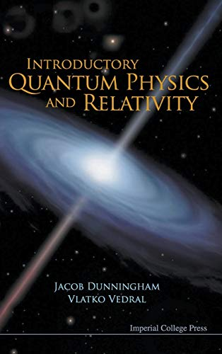 9781848165144: Introductory Quantum Physics and Relativity