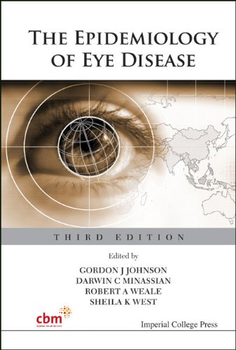 9781848166257: The Epidemiology of Eye Disease (3rd Edition)